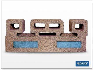 ISOTEX - ELEMENTO SOLAIO IN LEGNO CEMENTO S39